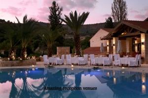 Cyprus Weddings Reception Venue